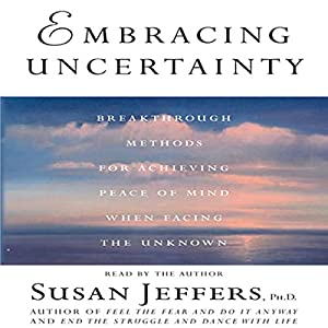 Embracing Uncertainty | Livre audio