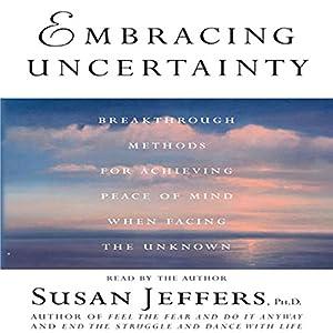 Embracing Uncertainty Audiobook
