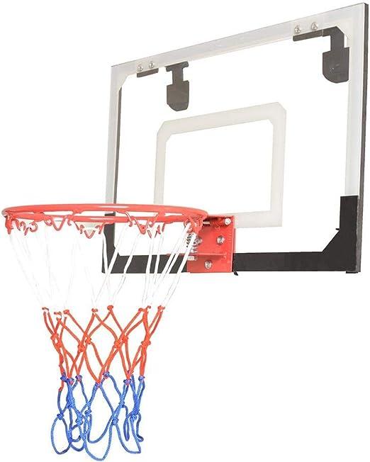 Adminitto88 - Canasta de Baloncesto para Interior y Exterior ...
