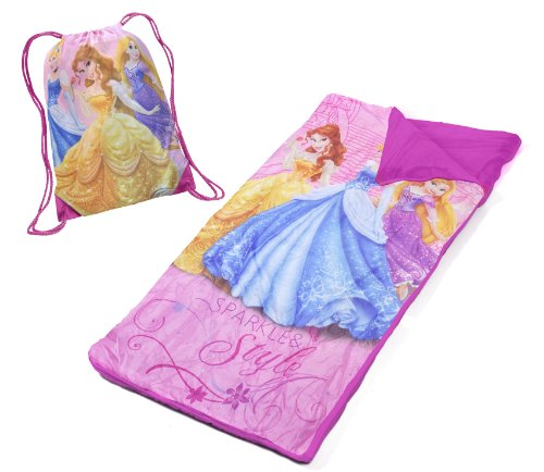 - Disney Princess Slumber Bag Set
