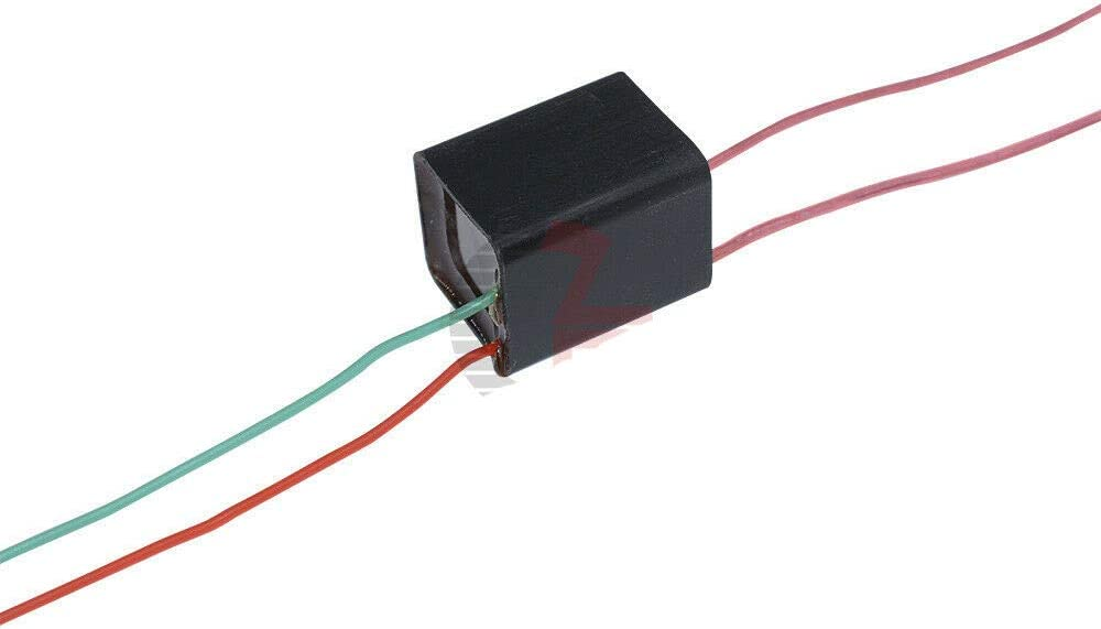 3.6V to 20KV High Pressure Generator Square Module Ignitable 1.5A Output Voltage