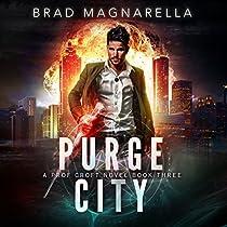 PURGE CITY: PROF CROFT, BOOK 3