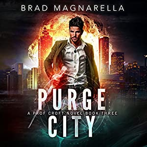 Purge City Audiobook
