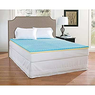 Broyhill Gel Memory Foam Mattress Topper
