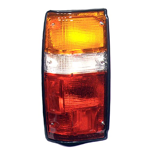 Headlights Depot Replacement for Toyota 4Runner RWD/4WD Pickup Left Driver Side Tail Light