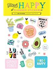 Instant Happy Planner Stickers: Over 450 Stickers to Boost Your Bliss!