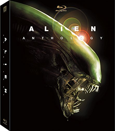 Blu-ray : Alien Anthology (Boxed Set, Digitally Mastered in HD, Pan & Scan, 6 Disc)