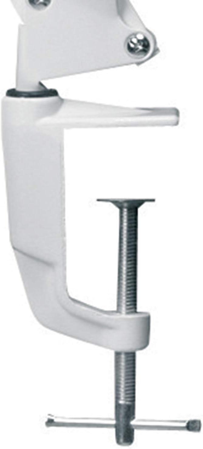 Unilux 100340267 Lampada ZOOM Lente dIngrandimento Colore Bianco