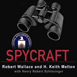 Spycraft Audiobook
