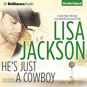 He's Just a Cowboy Audiobook
