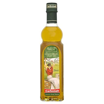 Amazon com: Carbonell Extra Virgin Olive Oil (750ml) - Pack of 6