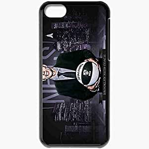 Personalized iPhone 5C Cell phone Case/Cover Skin 18 Coach Kidd Nets 1680x1050 basketwallpapers.com Black