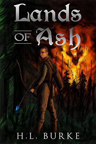 Lands of Ash (Elemental Realms Book 1)