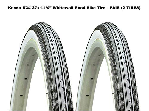 2 Pack Serfas Pacer MEO-27x1.25b Road Bicycle Wire Bead Bike Slick-TIRES-New