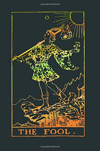 The Fool: Tarot Card Journal Forest Green 175-Page Tarot Card Notebook (Tarot Card Journals) (Volume 2) ()