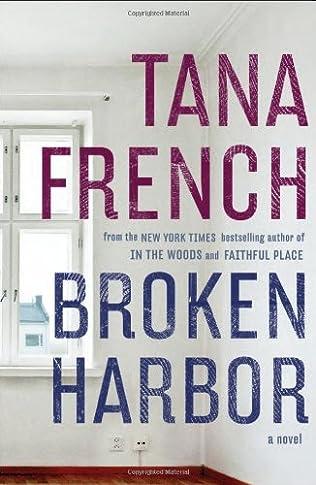 book cover of Broken Harbour