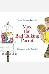 Max the Bad-Talking Parrot Paperback