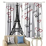 magnificent rustic outdoor kitchen ideas Eiffel Tower Decor Thermal Insulated Drapes for Kitchen/Bedroom Eiffel Paris is Always a Good Idea Tourism Locations Love Valentines Noise Reducing