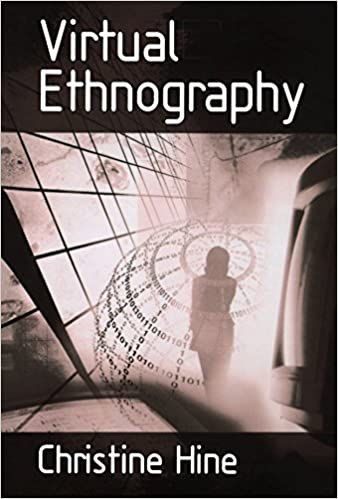 Book Virtual Ethnography