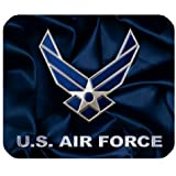 US Air Force Personalized Custom Gaming Mousepad Rectangle Mouse Mat / Pad Office Accessory And Gift Design-LL456