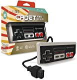 Hyperkin Cadet Premium Controller for NES (Gray)