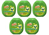 Gain LDSPC Flings Laundry Detergent Packs, Original, 81 Count (5 Pack)
