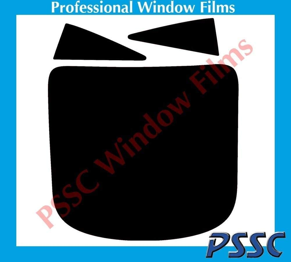 PSSC Pre Cut Rear Car Window Films for Audi TT Coupe 2007 to 2014 70/% Very Light Tint