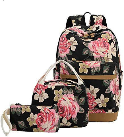 School Backpack Bookbags Laptop Clutch product image