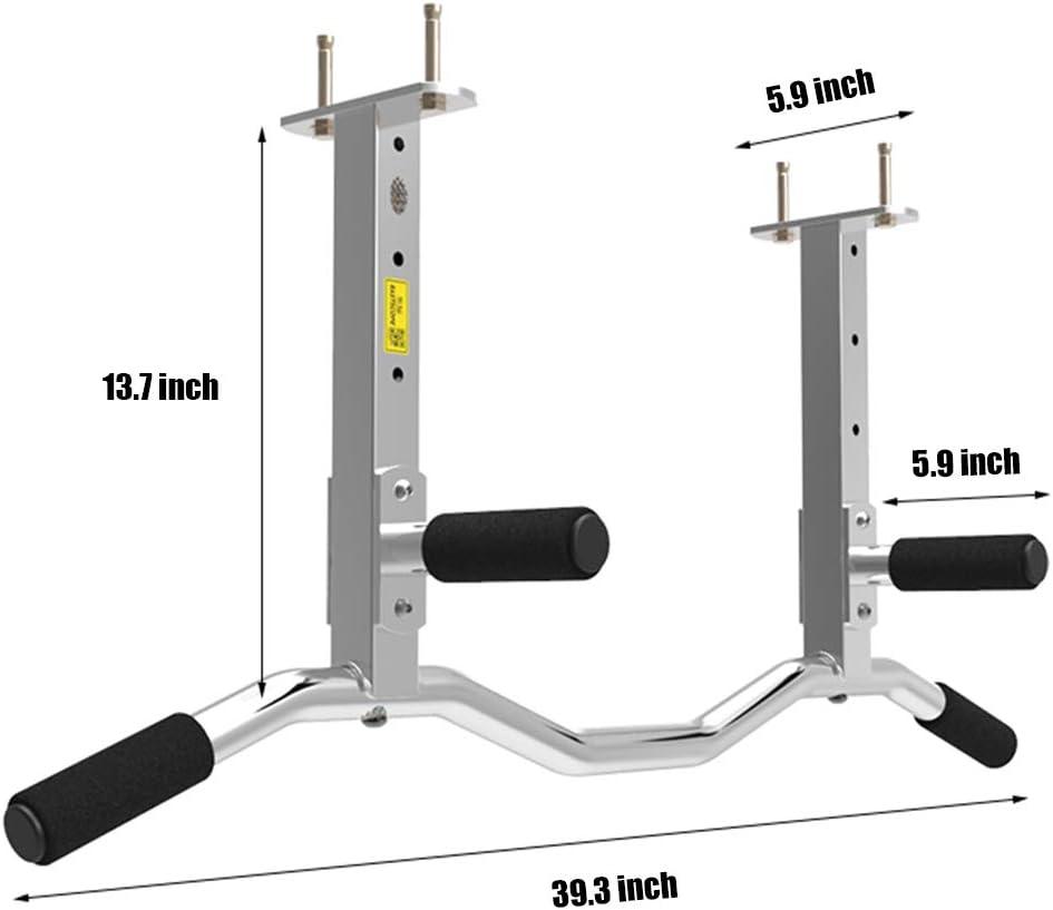 Sports & Fitness Exercise & Fitness NENGGE Multi-Grip Pull Up Bar ...