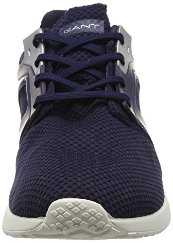 Top Gant Low Blue Capo Blau G65 Blue Navy Sneakers Men's wRwAqt
