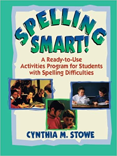 Amazon.com: Spelling Smart!: A Ready-to-Use Activities Program for ...