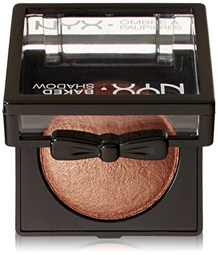 NYX Professional Makeup Baked Eyeshadow, Ambrosia, 0.1 Ounce