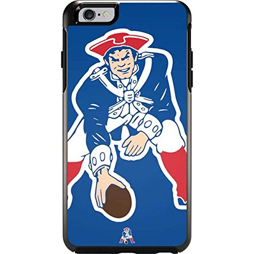 - Skinit New England Patriots Retro Logo OtterBox Symmetry iPhone 6 Plus Skin for CASE - Officially Licensed NFL Skin for Popular Cases Decal - Ultra Thin, Lightweight Vinyl Decal Protection