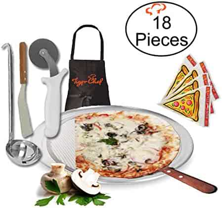 TigerChef Homemade Pizza Making Kit