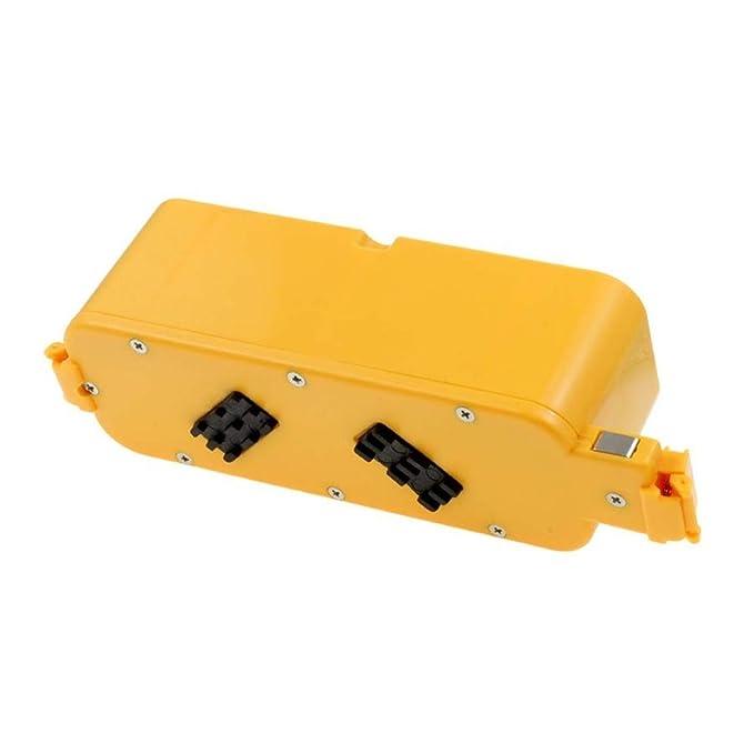 akku-net Batería de Net batería para aspiradora Vileda M de 488 a ...