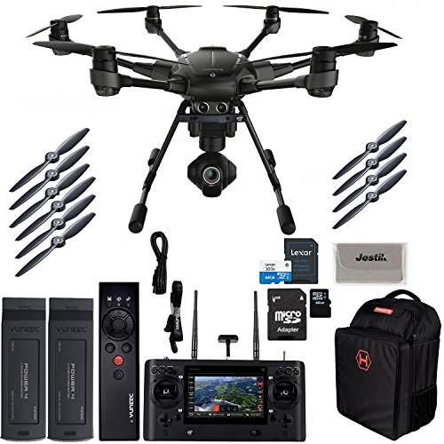 Yuneec Typhoon H PRO Hexacopter with Intel RealSense Collisi