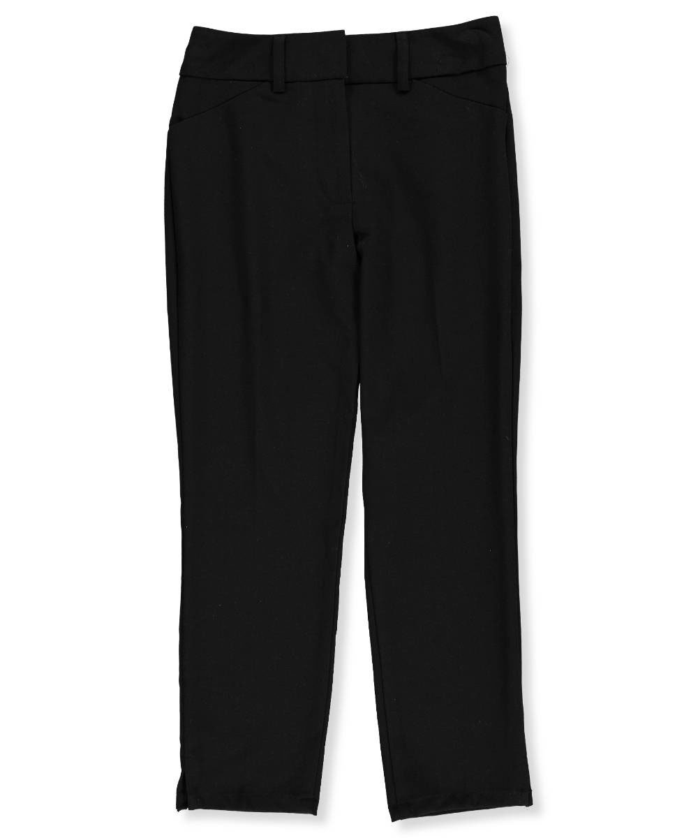 Amy Byer Big Girls' Dress Pants 8