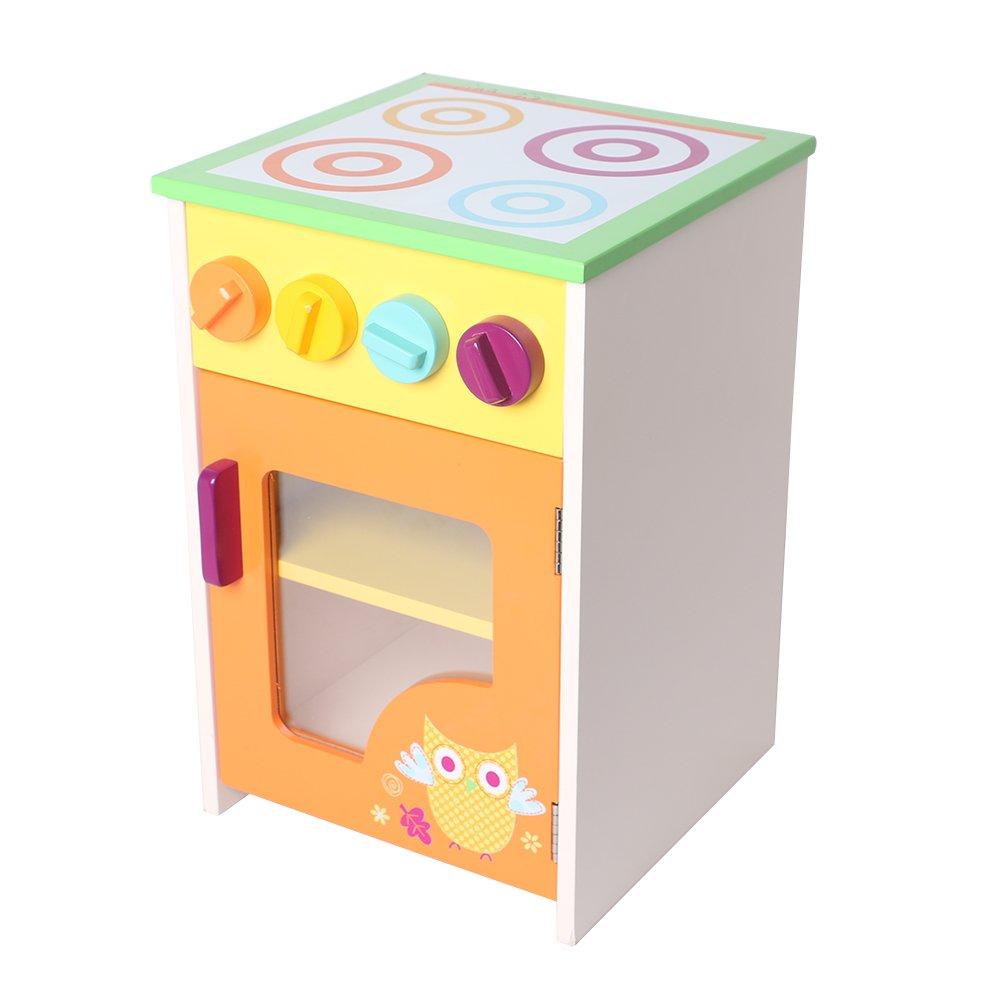 Labebe Baby Wooden Storage Box Owl (Yellow)