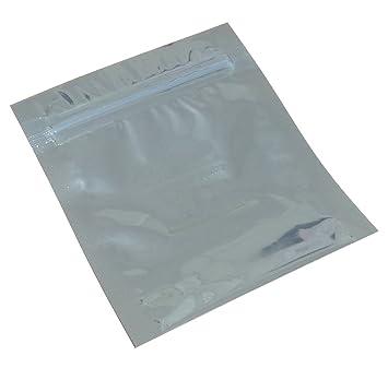 AERZETIX: 100x Bolsas zip antiestaticos 76/80mm 76µm C17866