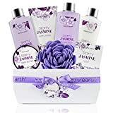 Bath Gift Set for Women - Luxurious 8 Pcs Bath