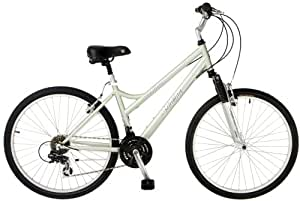 Schwinn Miramar Women's Comfort Bike (26-Inch Wheels, Light Green)