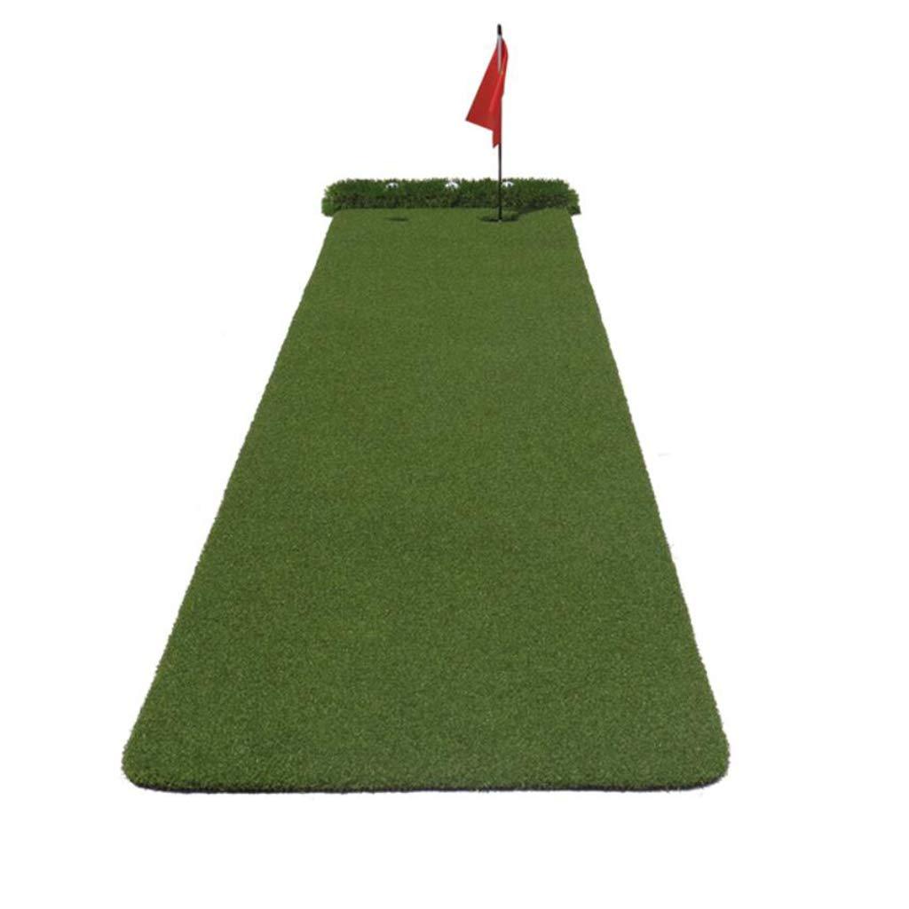 練習用品 ゴルフパットマット| B07JZNMZWH ポータブルプラクティスマットグリーンゴルフパットマット| 練習用品 屋内/屋外ゴルフマットトレーニング援助装置 - 50x300cm 50x300cm ショット用マット B07JZNMZWH, カスタムワークウェア:22fbda18 --- ijpba.info