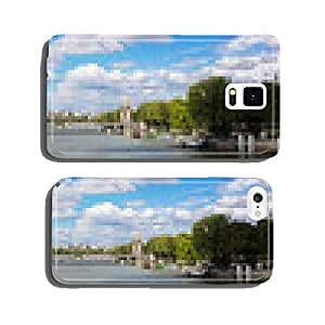 Eiffel Tower and bridge Alexandre III cell phone cover case iPhone6
