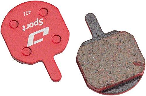 Jagwire Mountain Sport Semi-Metallic Disc Brake Pads for Hayes CX, MX, Sole