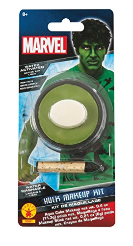 Marvel Rubie's Men's Universe Adult Hulk Body Paint, Multi, One Size