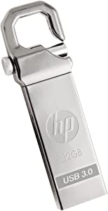 HP 32GB USB 3.0 Metal Hook Flash Drive