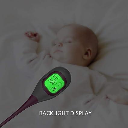 Termómetro digital médico para bebés bebés y niños Termómetros ...