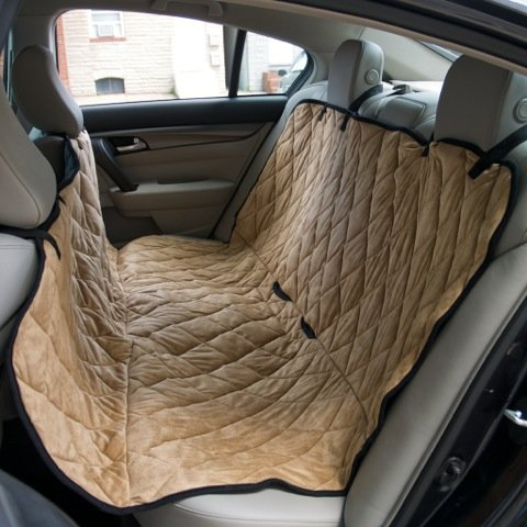 Super Crew Cab >> Sonnyridge Dog Hammock & Seat Covers For Dogs. This Pet Car Seat Cover Protects Your Back Seat ...