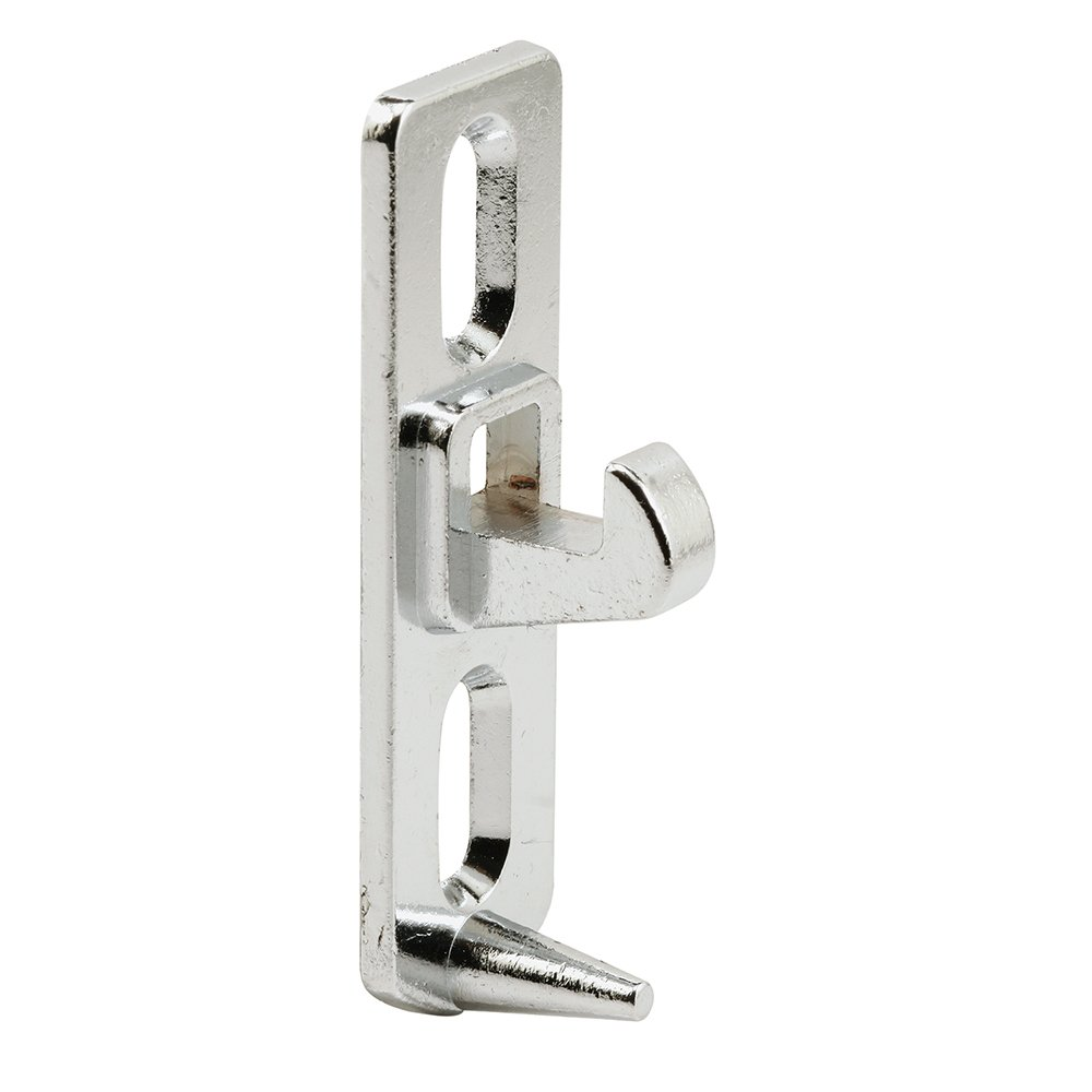 Chrome Prime-Line Products E 2083 Crossly Sliding Door Keeper