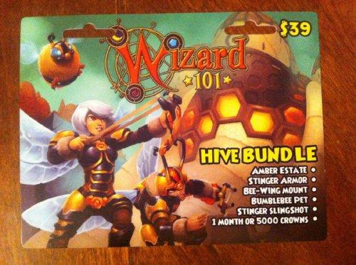 Wizard 101 Hive Bundle Prepaid Game Card - Buy Online in KSA